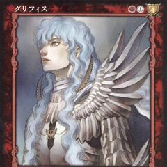 Griffith stands tall. (Vol 2 - no. 50)