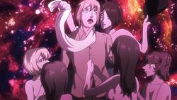 Joachim being seduced