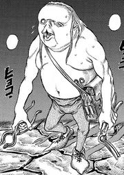 Manga E39 Deformed Jailer