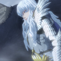 Griffith declares he will conquer the world and achieve his dream.