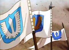 Banderas Halcón (anime)