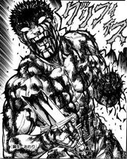 E86-Guts furia enloquecida-manga