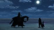 Skull Knight explica los problemas de la Berserker (anime)