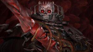 Skull Knight (Berserk Musou)