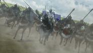 Unidad de lanceros de Locus (anime)