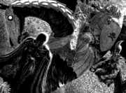 Manga E303 Skull Knight Ambushes Femto