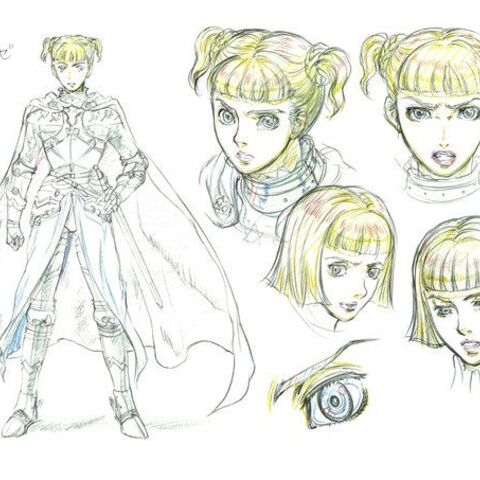 Concept sketches of Farnese for the <a href=