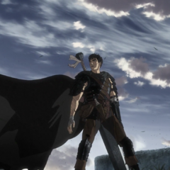 Guts sets out on his mission to rescue Casca.