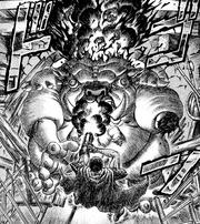 Manga E94 Cannon Fire