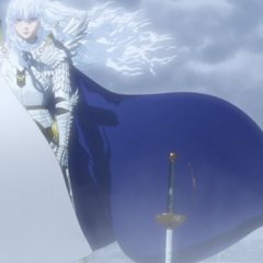 Griffith waits for Guts atop the <a href=