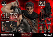 Guts, the Black Swordsman (Prime 1 Studio)