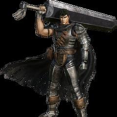 Black Swordsman Guts