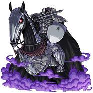 Skull Knight (Dragon Poker)