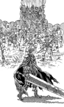 Manga E119 Guts Surrounded