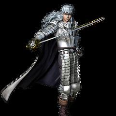 Mercenary Griffith