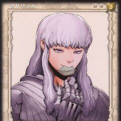 Whistling with a leaf, Griffith smiles during the Autumn Hunt. (Vol 5 - no. 03)