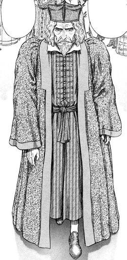 Federico de Vandimion III Manga