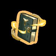 Escrituras de Mozgus (ilustración Elemental Story)