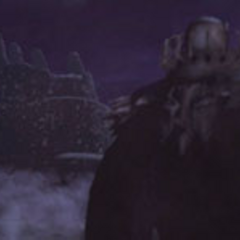 The Skull Knight viewing the <a href=