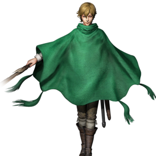 A render of Serpico's character model in <i><a href=