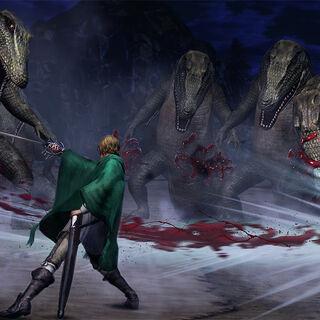 Serpico fighting against <a href=