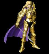 Griffith dorado (DLC Berserk Musou)