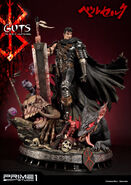 Guts Black Swordsman (Prime 1 Studio)