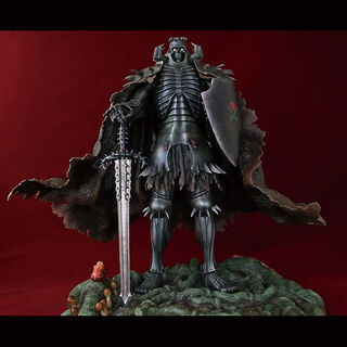 Skull Knight witch's garden version statue released by Art of War.