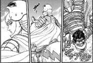 Griffith mata a Genon