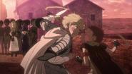 Isidro y Mule luchan (anime)