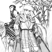 Manga E8 Griffith Shot