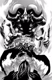 Manga E80 Skull Knight Engages Zodd