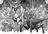 Lanceros apóstoles
