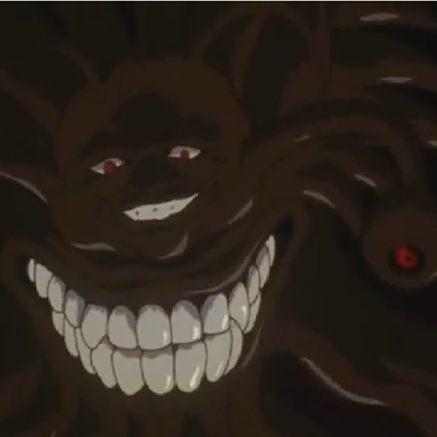 The Count smiles at <a href=