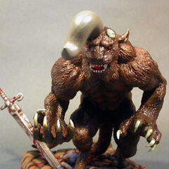 Zodd apostle form figure released by Getsurou.
