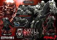 Skull Knight on horse back Deluxe (Prime 1 Studio)