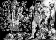 Manga E2 Zodd Slaughter