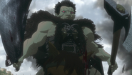 Zodd en la batalla (anime 2016)