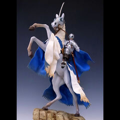 Griffith on horseback statue released by Art of War.