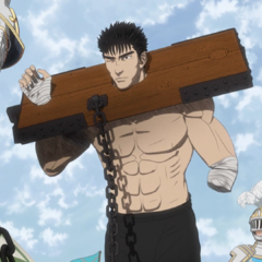 Guts in a pillory, captured by the <a href=