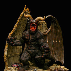 Zodd apostle form statue released by Art of War.
