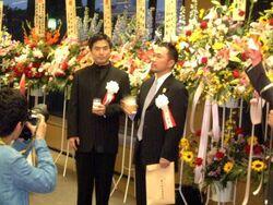 000000000000000Kentaro Miura 2002 gana el premio Ozamu Tezuka