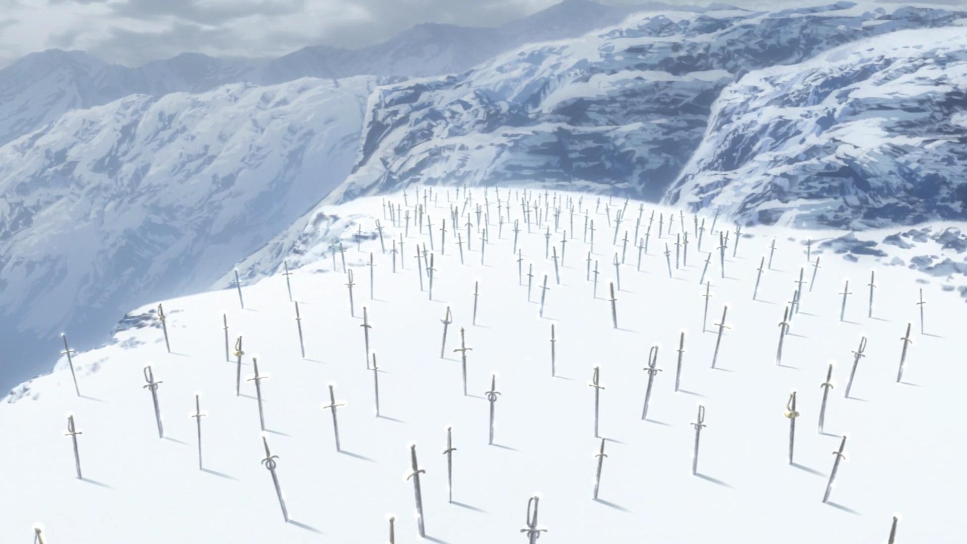 Hill Of Swords Berserk Wiki Fandom Powered By Wikia