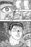 El temor de Guts frente a Zodd