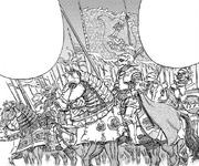 Manga E244 Tudor Regular Army