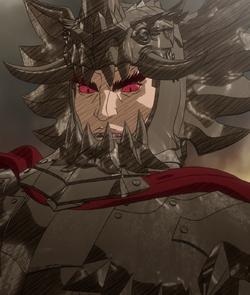 Grunbeld Anime