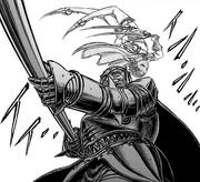 Manga E27 Casca Outmaneuvers Adon