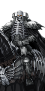 Caballero de la Calavera (ilustración colaboración SMT Liberation Dx2)
