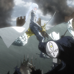 Griffith is defended by the apostle, <a href=
