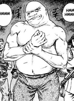 Barbo Manga